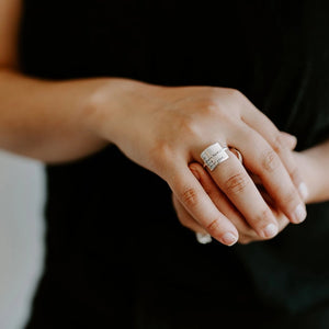 Do Small Things with Great Love Ring
