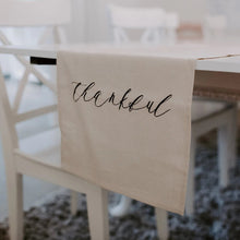Thankful Table Runner