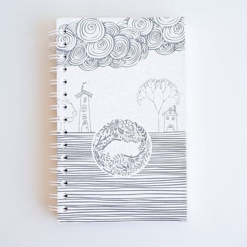 Collide Artwork Journal  (3 Designs)