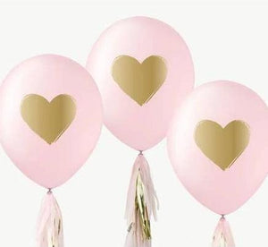 Party Heart Balloons