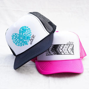 Price Reduced! Collide Trucker Hat (2 Designs Available)