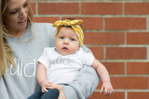 NEW! Collide Baby Onesie