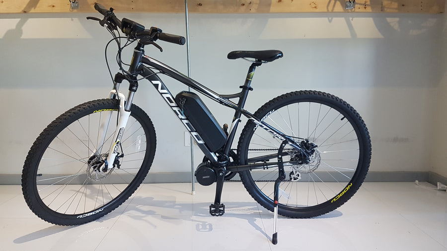 750W Mid-drive Electric bike