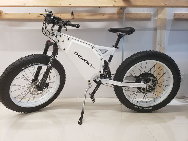 THUNDER CUSTOM E-BIKE