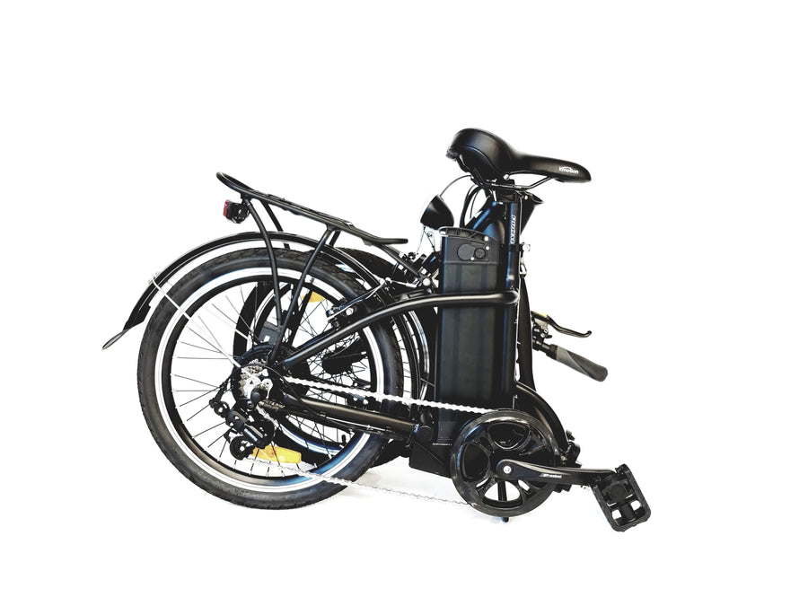 "THUNDER STEP-THROUGH 20"" FOLDING E-BIKE"
