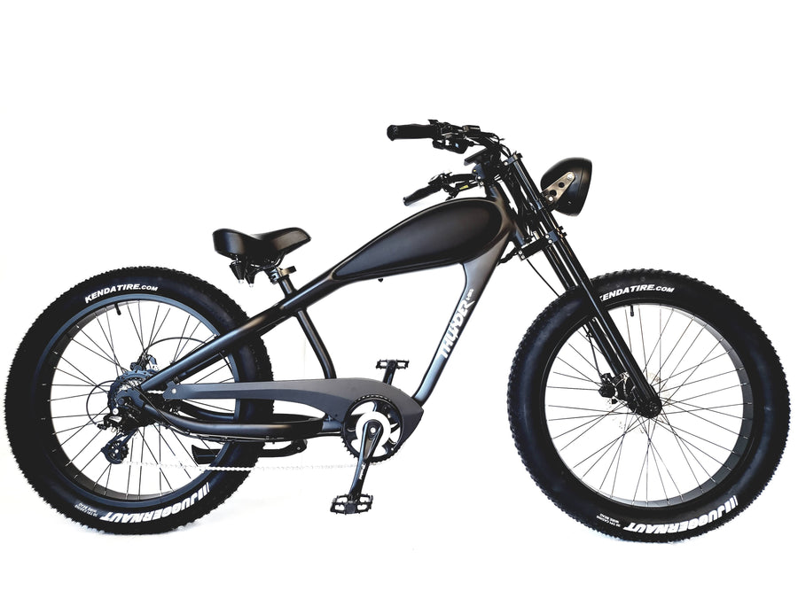 THUNDER FAT TIRE CRUISER E-BIKE