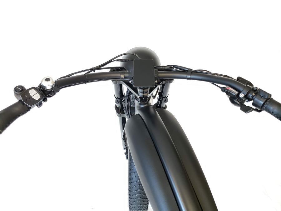 THUNDER - FAT TIRE CRUISER  E-BIKE