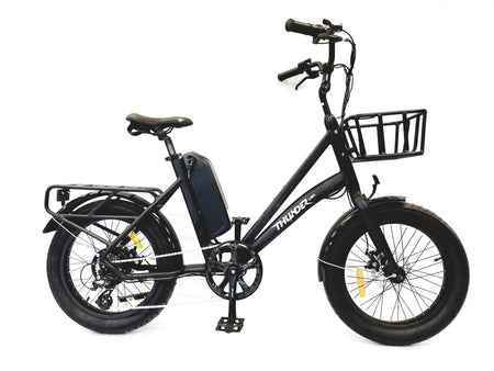 "THUNDER 20""x3.0"" City Step-through E-bike"