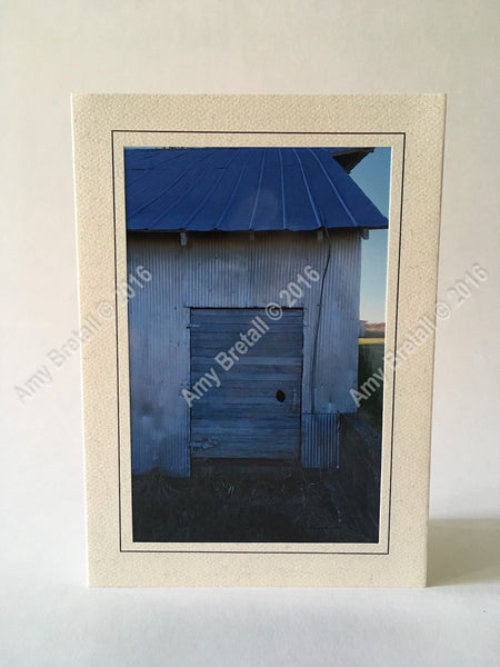Barn photography all occasion greeting card