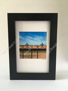 Christian gifts with original cross photography