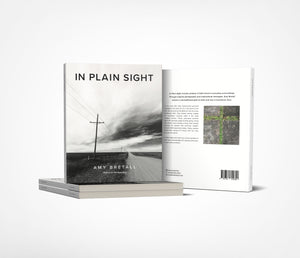 Pre-Order: In Plain Sight (Softcover)