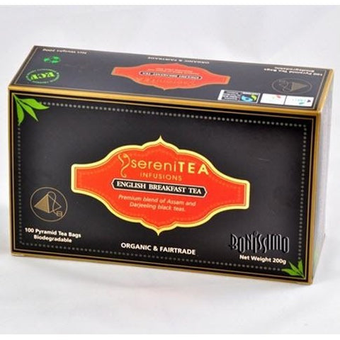 Serenitea Tea Bags - English Breakfast