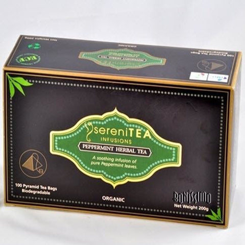 Serenitea Tea Bags - Peppermint