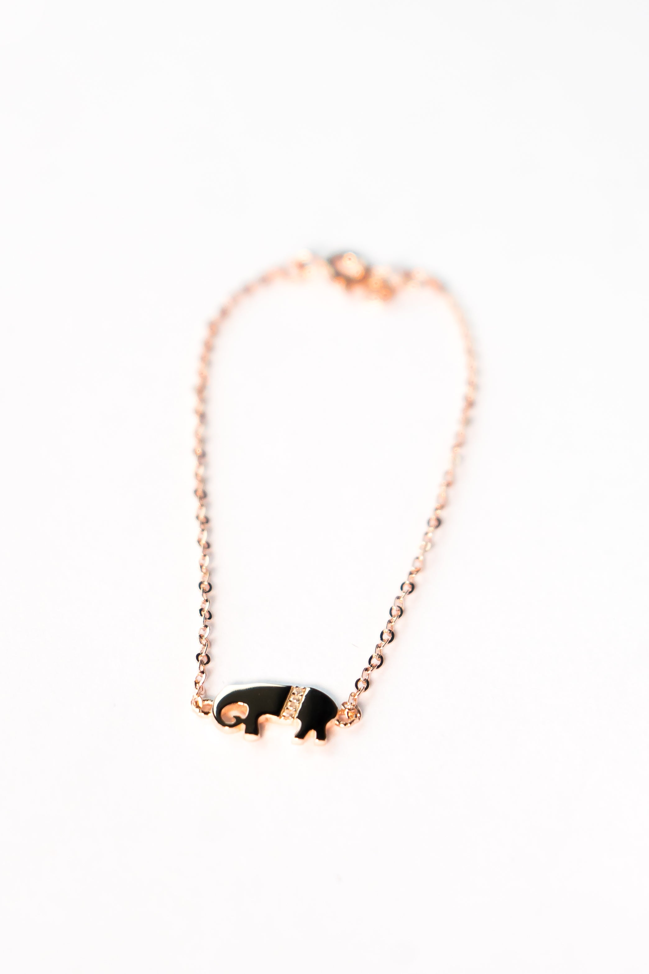 The Dorothy Bracelet The Glared Rose Gold