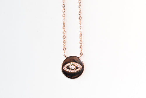 The Soul Eye Necklace The Glared