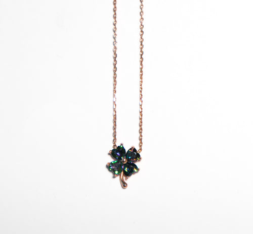 Mystic Clover Necklace The Glared