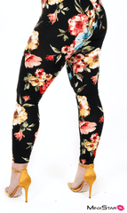 Hey Mama Floral Leggings