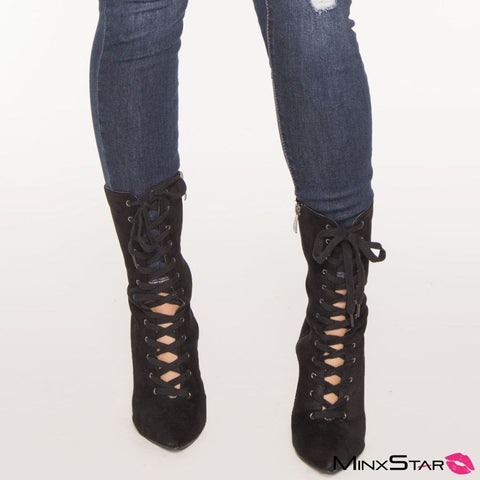 My Kimmy booties - Black
