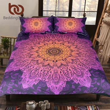 Decorative Mandala Bedding - bedding