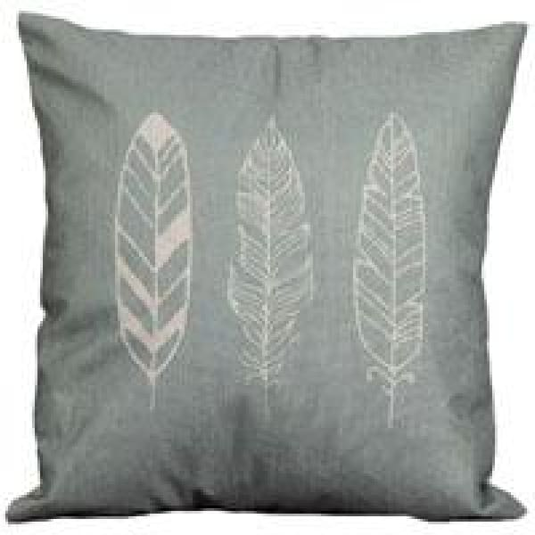 Decorative Pillow Case - 15 Feather3 / 45x45cm - pillow cases