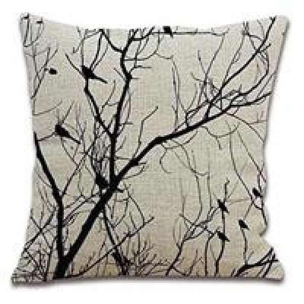 Decorative Pillow Case - 6 Branch2 / 45x45cm - pillow cases