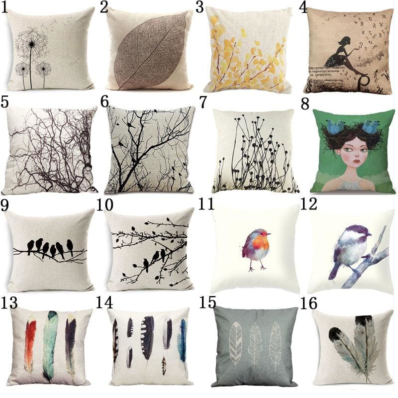 Decorative Pillow Case - pillow cases