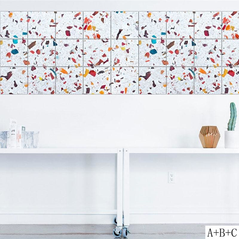 Kitchen Tiles Stickers - wall stickers