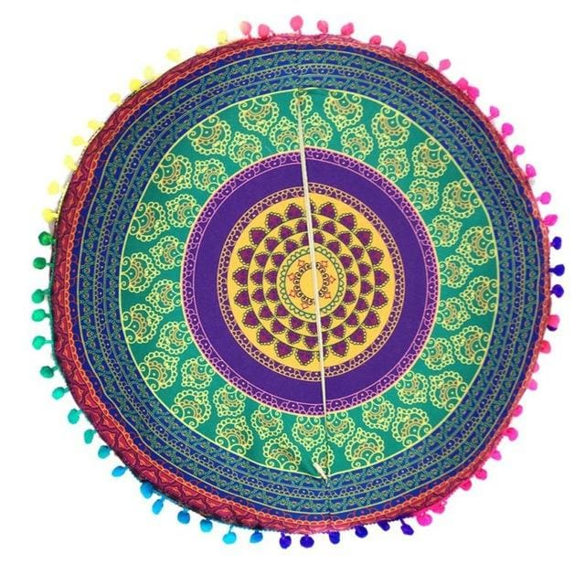 Mandala floor pillow - 13 - floor pillow