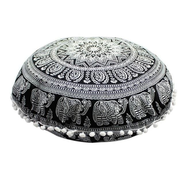Mandala floor pillow - 17 - floor pillow
