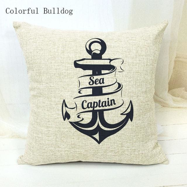 Marine Cushion Cover - 450mm*450mm / 13 - pillow case