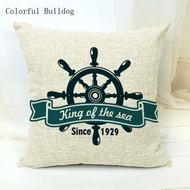 Marine Cushion Cover - 450mm*450mm / 20 - pillow case