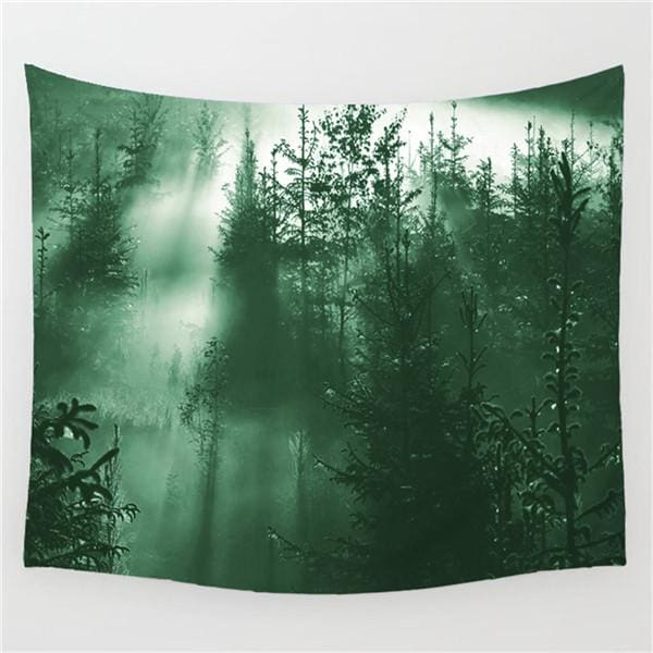 Nature Landscape Tapestry - 1 / 130X150 CM - tapestry
