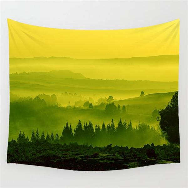 Nature Landscape Tapestry - 11 / 130X150 CM - tapestry