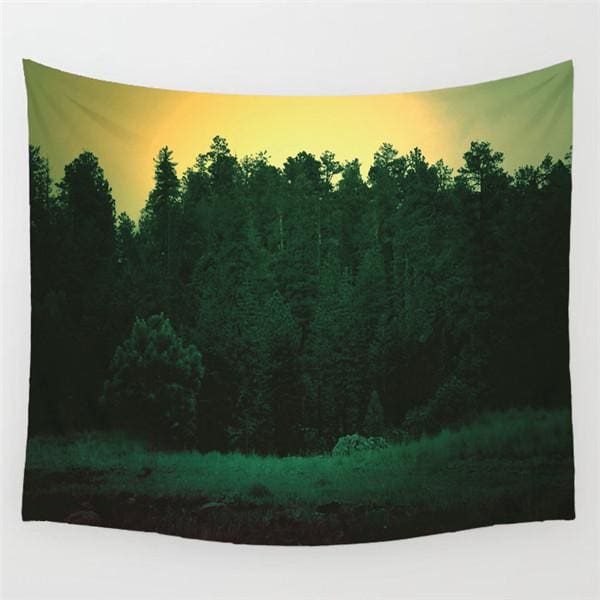 Nature Landscape Tapestry - 12 / 130X150 CM - tapestry