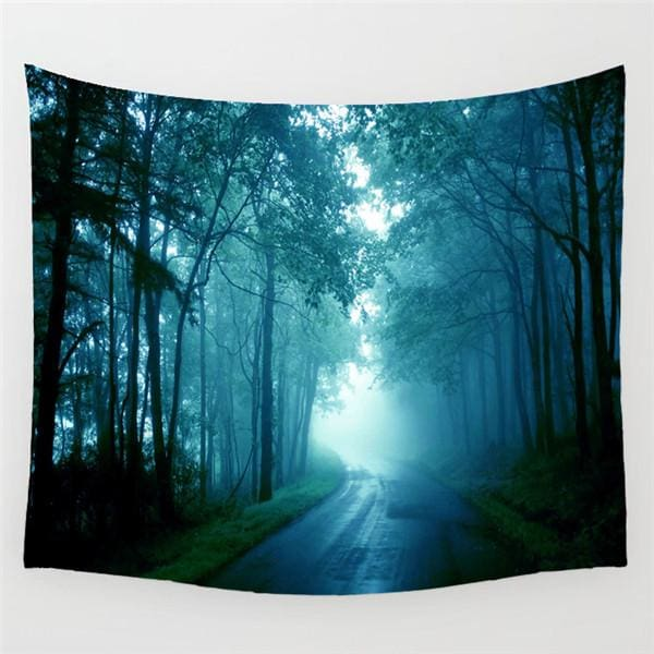 Nature Landscape Tapestry - 13 / 130X150 CM - tapestry