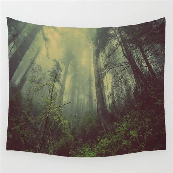 Nature Landscape Tapestry - 14 / 130X150 CM - tapestry