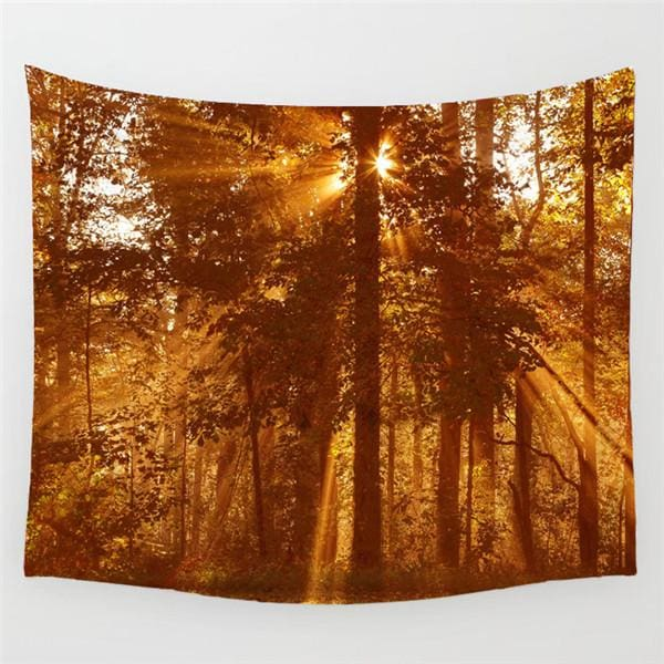 Nature Landscape Tapestry - 2 / 130X150 CM - tapestry