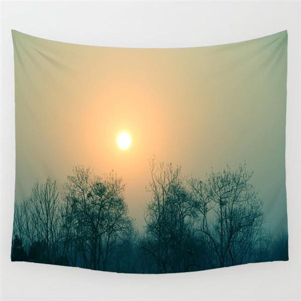 Nature Landscape Tapestry - 4 / 130X150 CM - tapestry