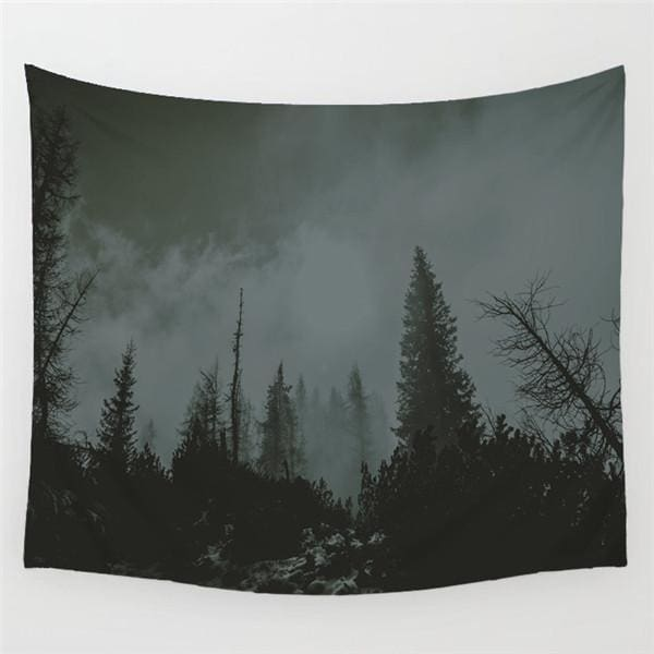 Nature Landscape Tapestry - 7 / 130X150 CM - tapestry