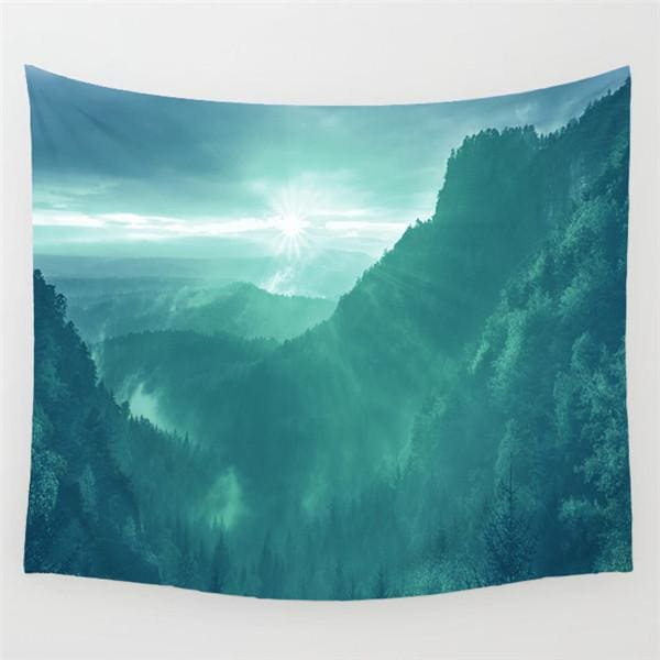 Nature Landscape Tapestry - 8 / 130X150 CM - tapestry