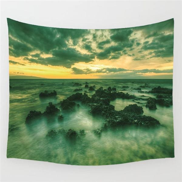 Nature Landscape Tapestry - 9 / 130X150 CM - tapestry