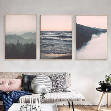 Nature Landscapes Posters