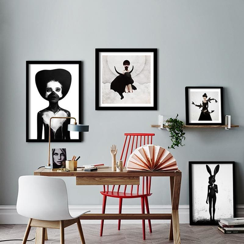 Nordic Art Decorative posters - Wall Poster