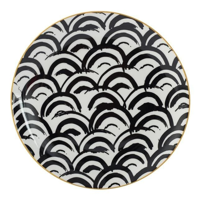 Phnom penh tableware - 3 / 10 inches - plates