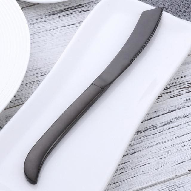Stainless Steel Cutlery - Knife Set - cutlery