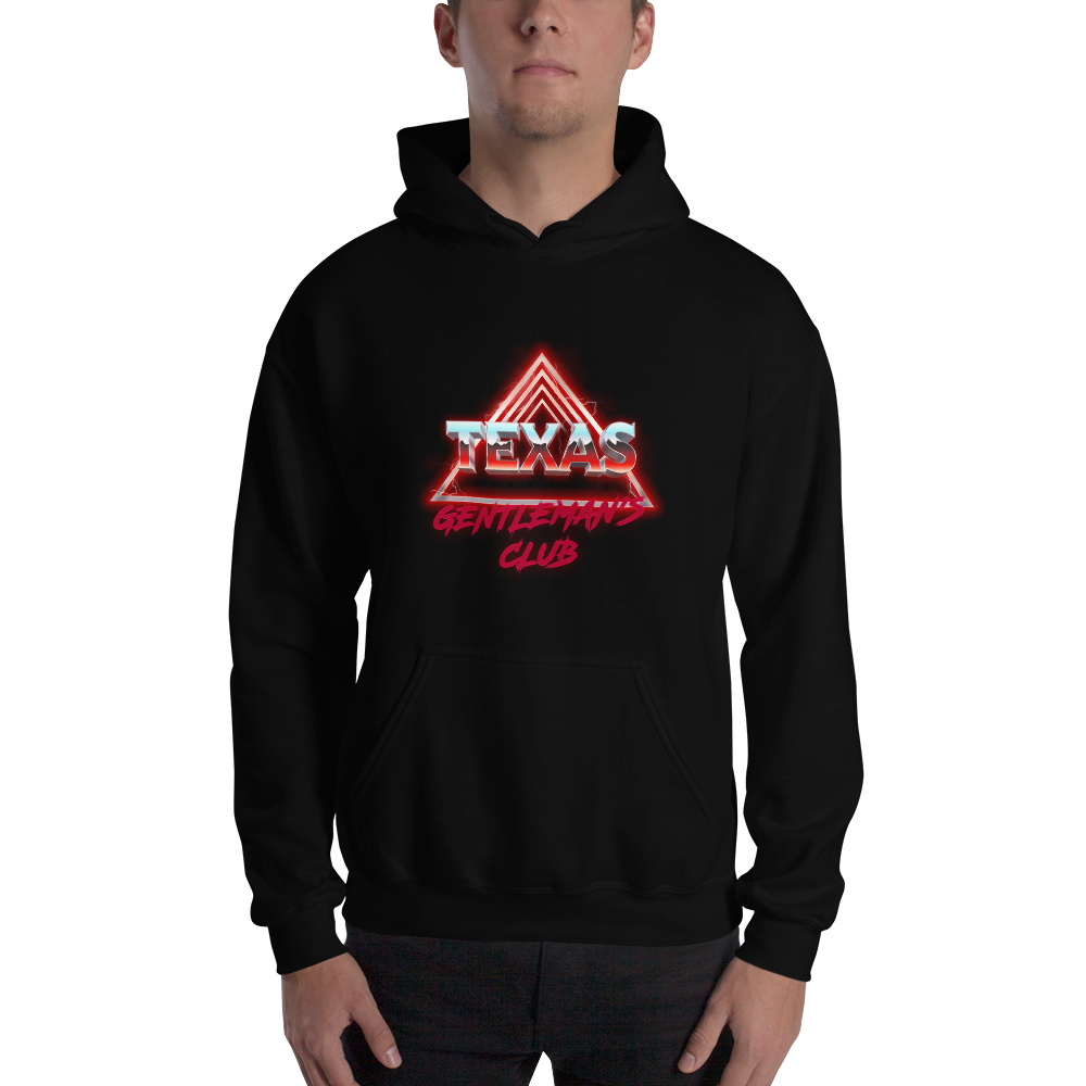 Texas Gentleman's Club Hooded Sweatshirt