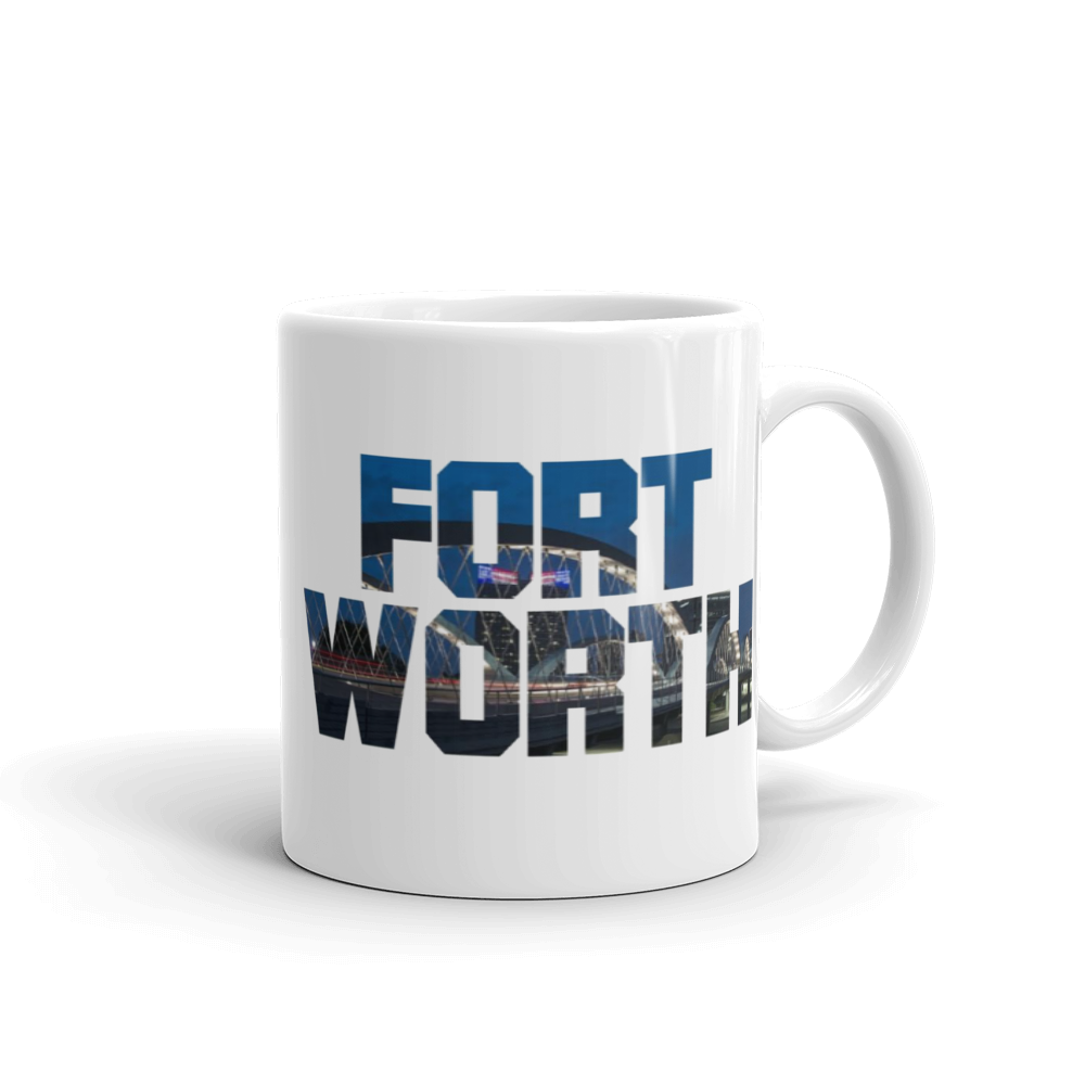 Fort Worth Mug