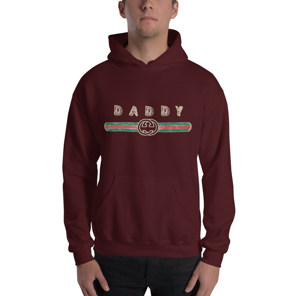 Daddy Hooded Sweatshirt