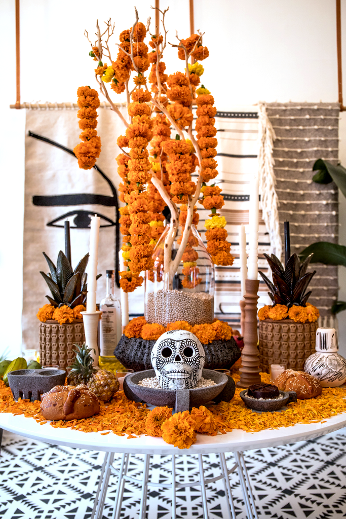 Day of the Dead Altar: Welcoming Our Loved Ones Home