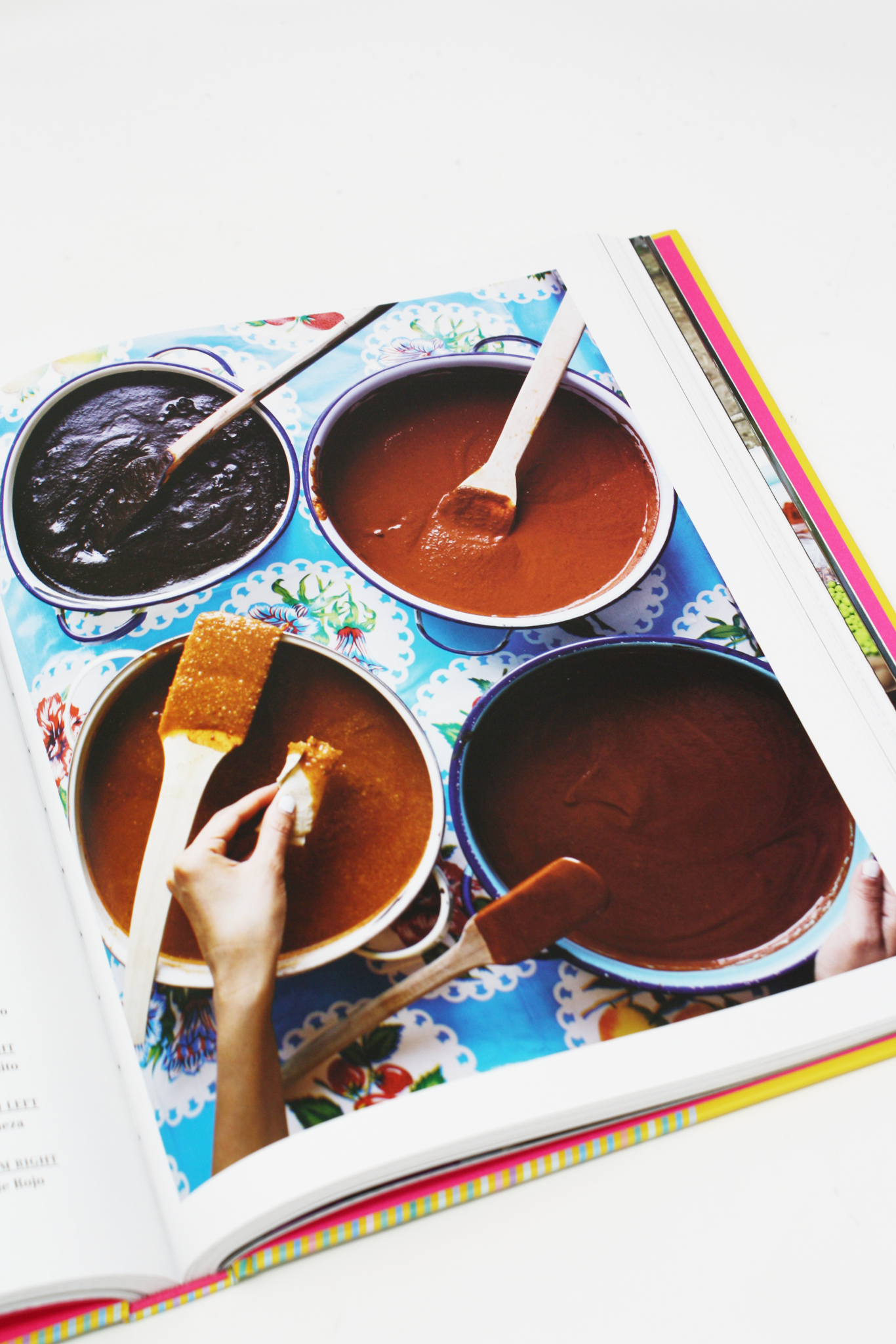 Oaxaca: Home Cooking from the Heart of Mexico Mole Negro recipe
